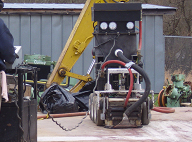 PCB Concrete and Soil Remediation in Kanawha County, West Virginia